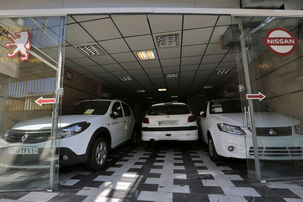 کاهش قیمت خودروهای داخلی در بازار