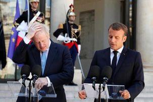 مکرون:  انگلیس «شریک زیر دست» آمریکا می شود