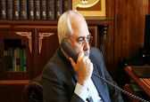 گفت و گوی تلفنی وزیر خارجه قطر با ظریف