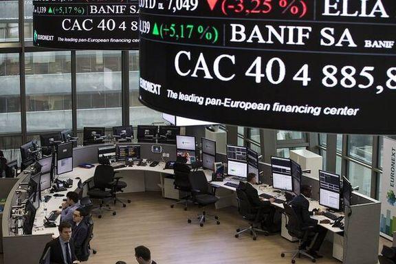 سقوط سهام اروپا تحت تأثیر گزارش فدرالرزرو آمریکا