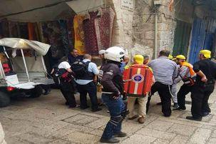 نظامیان صهیونیستی به یک جوان فلسطینی  شلیک کردند