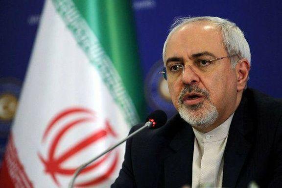محمد جواد ظریف پیام روحانی را به ولادیمیر پوتین منتقل کرد