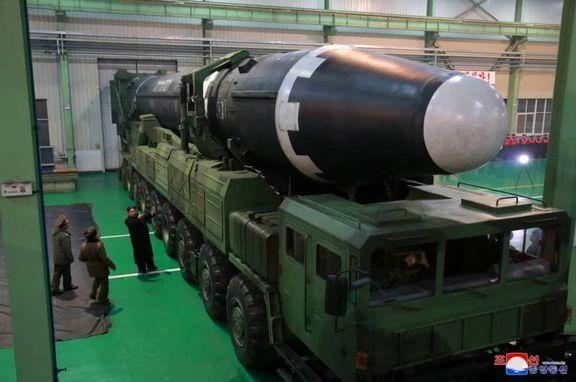 کره شمالی چند فروند موشک بالستیک قارهپیما ساخته است
