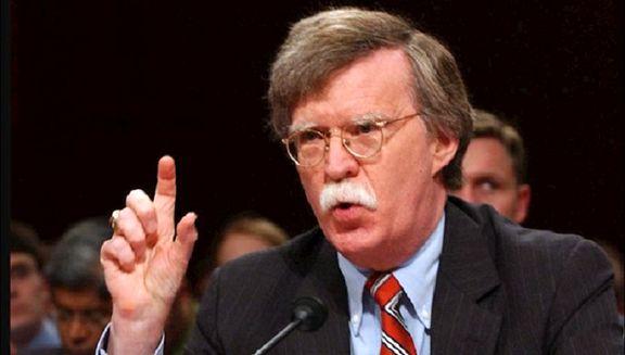 بولتون: به کره شمالی هیچ امتیازی نمی دهیم