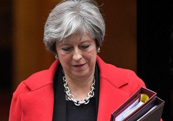 پارلمان انگلیس برگزیت اصلاح شده ترزا می را رد کرد