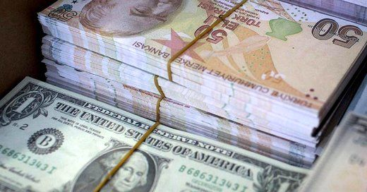 قیمت لیر ترکیه در بازار ایران چند؟
