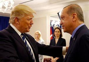پیشنهاد وسوسهانگیز ترامپ به اردوغان برای انعقاد قرارداد تجاری 100 میلیارد دلاری