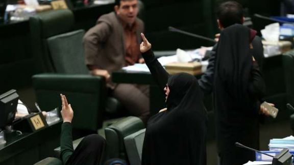 مجلس شورای اسلامی بعد از صحبت های علی مطهری در مورد حصر متشنج شد