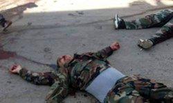 حمله به نیروی های  ارتش سوریه در شهر قامشلی  13 نظامی کشته شد