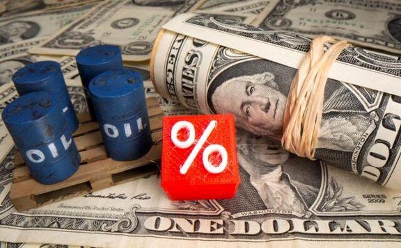 قیمت نفت تا سال آینده به 60 دلار خواهد رسید