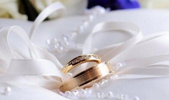 350 مددجو کمیته امداد کمک هزینه ازدواج دریافت کردند