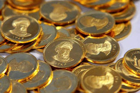 قیمت سکه به ۱۱ میلیون و ۱۱۷ هزار تومان رسید