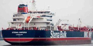 نفتکش انگلیسی توقیف شده در ایران به زودی آزاد می شود