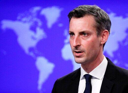 آمریکا: از ایران میخواهیم به مذاکرات برگردد
