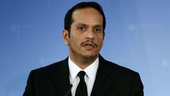 معاون نخست وزیر قطر از مذاکره نکردن ایران تا زمان برداشتن تحریم ها خبر داده است