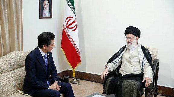 نخست وزیر ژاپن: دیدار با رهبر انقلاب فرصتی برای شنیدن باورهای ایشان درمورد صلح بود