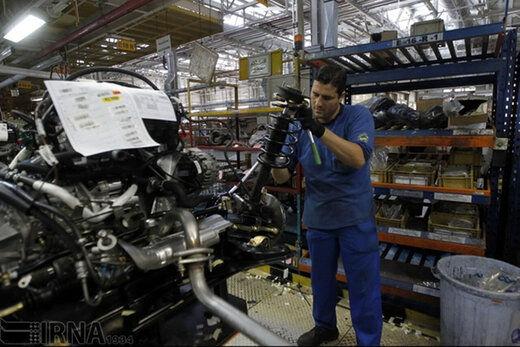 تولید خودرو ۲۷.۳ درصد رشد داشته است
