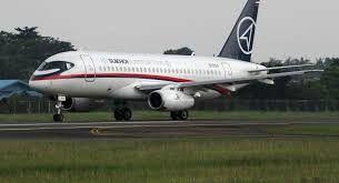 فرود فوری یک هواپیمای روسی