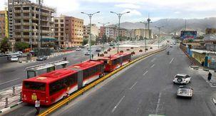 خط جدید بی آر تی تهران در دو فاز احداث میشود