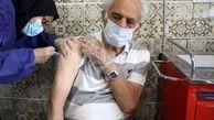 افراد بالای ۸۰ سال نگران سوختن سهمیه واکسن خود نباشند