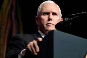 حمایت  پنس از ترامپ:  دموکراتها بر سر یک مکالمه تلفنی جنجال به پا کرده اند
