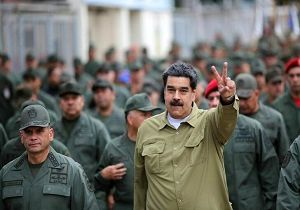 ارتباط مخفیانه ترامپ با برخی مقامات ارتش ونزوئلا