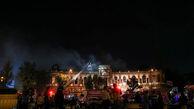 علت آتش سوزی میدان تاریخی حسن آباد مشخص شد