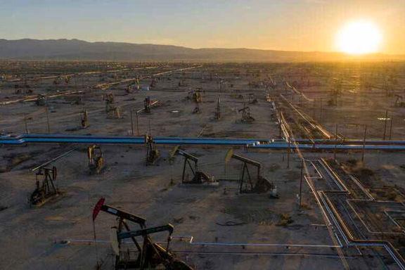قیمت هر بشکه نفت خام برنت به 42 دلار رسید
