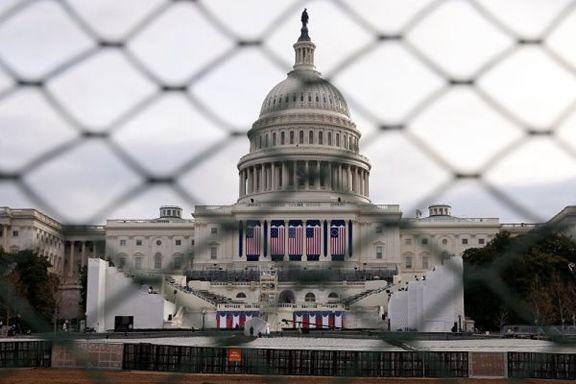 وضعیت امنیتی در ساختمان کنگره و کاخسفید