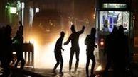 بحران مسکن در آلمان و درگیری مردم با نیروهای امنیتی