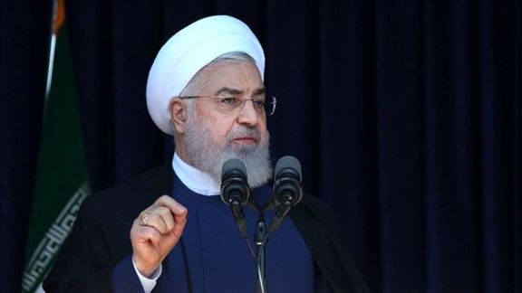 روحانی: در تولید بنزین و گازوئیل به خودکفایی رسیدیم