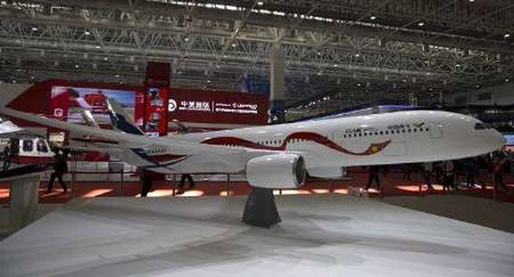آغاز تولید هواپیمای مسافربری مشترک چین و روسیه