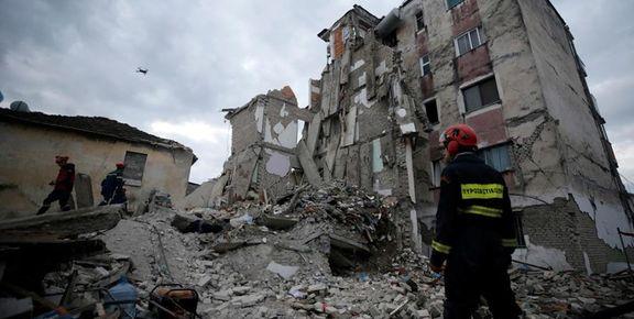 شمار کشته شدگان زمینلرزه آلبانی به 40 نفر افزایش یافت