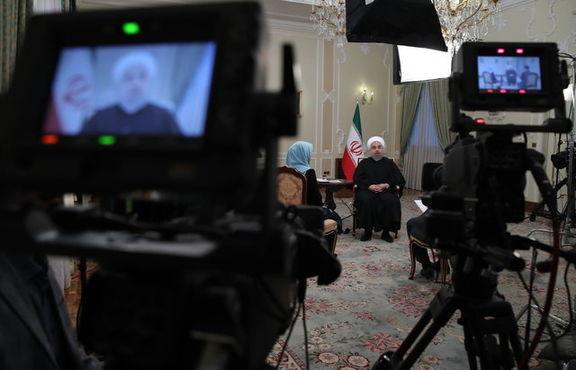 شبکه خبر سخرانی رئیس جمهور را پوشش می دهد
