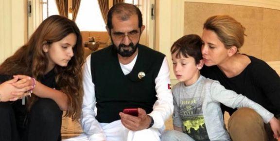 زن حاکم دبی پیشنهاد وسوسهکننده شوهرش برای بازگرداندن فرزندشان را رد کرد