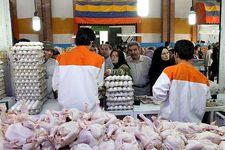 قیمت هر کیلو مرغ 19 هزار و 200 تومان