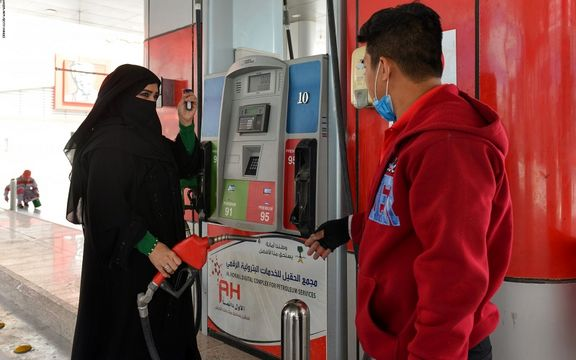 تعیین سقف قیمت برای بنزین داخلی عربستان
