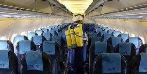 وضعیت فرودگاههای کشور در شرایط شیوع کرونا
