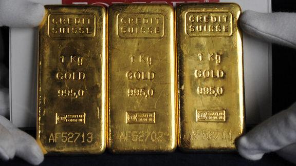 قیمت انس طلای جهانی به 1872 دلار شد