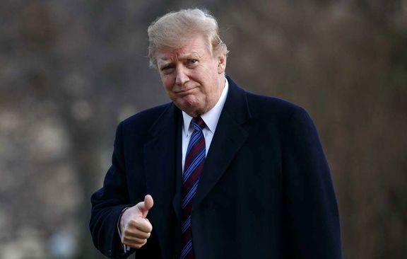 ادعای عجیب ترامپ : شاید هوادارانم بخواهند بیشتر از دو دوره رئیس جمهور باشم
