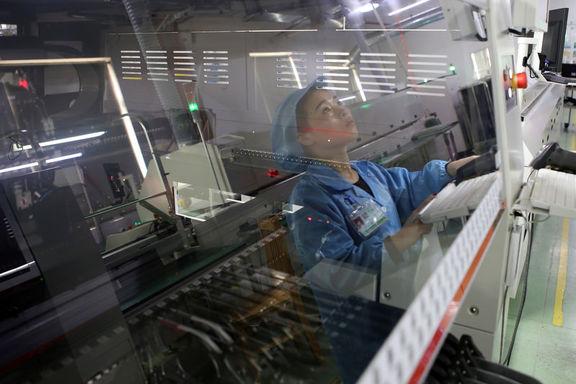 رشد اقتصادی سهماهه اول چین بر خلاف پیشبینیها 6.4 درصد رشد کرد