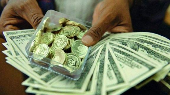 قیمت سکه بهار آزادی به 4 میلیون و 220 هزار تومان رسید