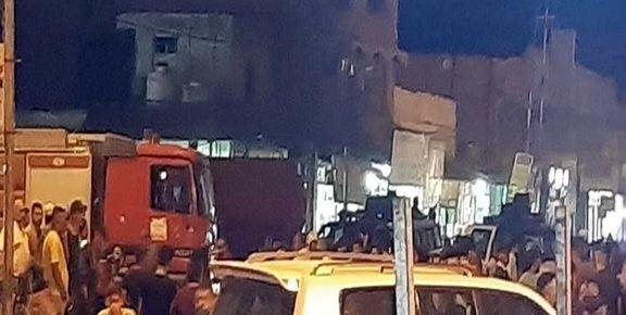 انفجار قوی در «بابل» عراق/ دهها نفر زخمی شدند