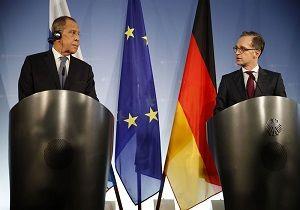 آلمان در مناقشه آموشکی علیه روسیه طرف آمریکا را گرفت