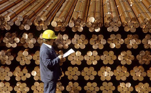 جهش قیمت فلزات اساسی در بورس لندن/ رشد سریع قیمت مس به دنبال کاهش ذخایر جهانی