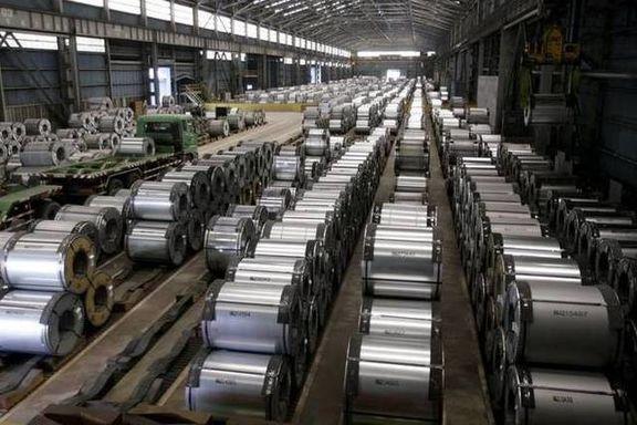 روند نزولی هفتگی قیمت فولاد خام در بازار چین