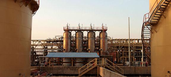 ذخیرهسازی گاز در شوریجه از مرز یک میلیارد مترمکعب گذشت