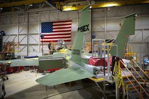 شرکت بوئینگ قرار است سری جدید اف 15 را برای پنتاگون بسازد