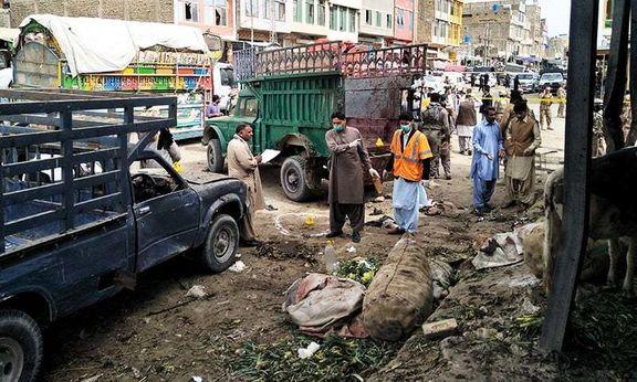 ایران انفجار تروریستی خونبار در کویته پاکستان را مجکوم کرد