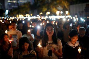 شهروندان چین خواستار تحقیق سازمان حقوق بشر درباره واقعه 30 پیش در پکن شدند